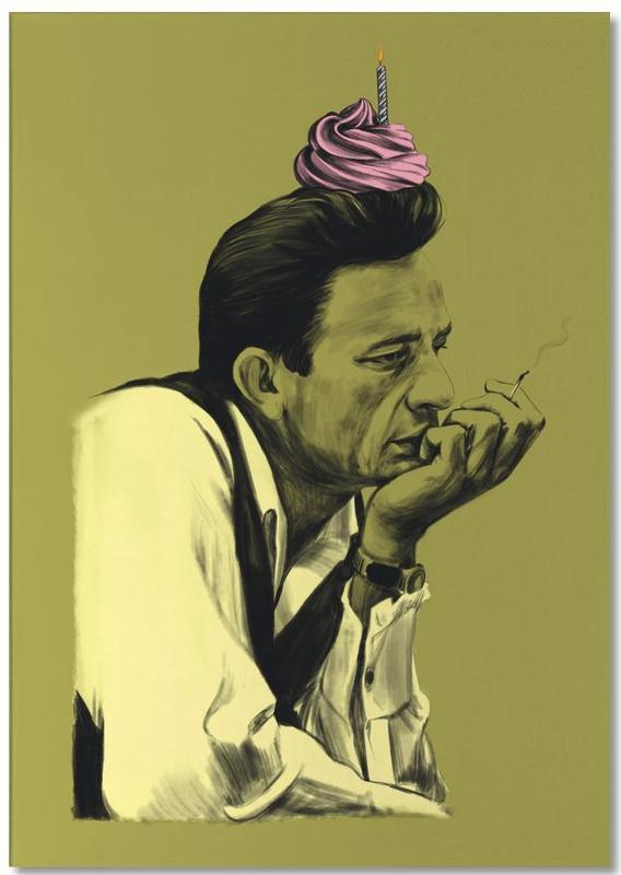 Johnny Cash, Anniversaires, Humour, Hurt bloc-notes