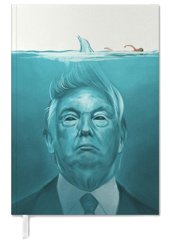 Grappig, Politieke figuren, Films, Trump Flat Swimmer agenda
