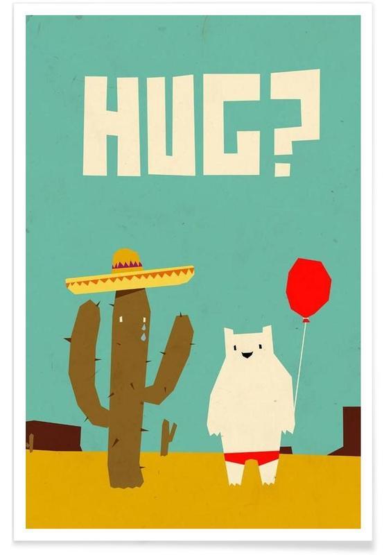 Hug Poster