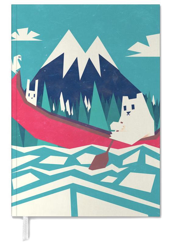 Yeti Canoe Personal Planner
