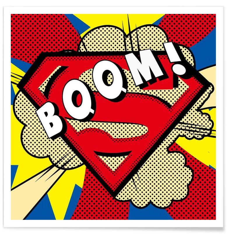 Boom! -Poster