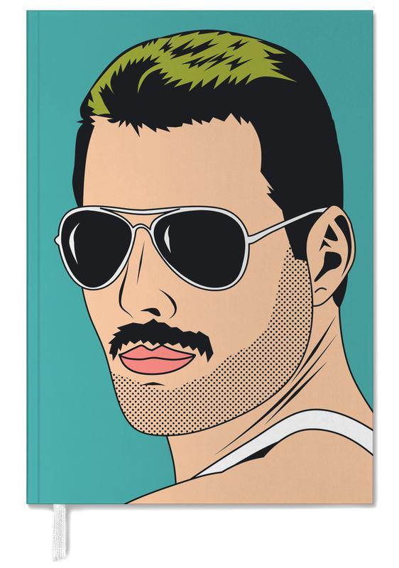Freddie Mercury Personal Planner