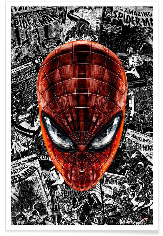 Spider-Man, The Spider Poster