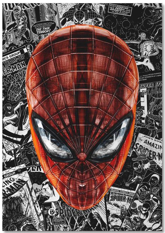 Spider-Man, The Spider -Notizblock