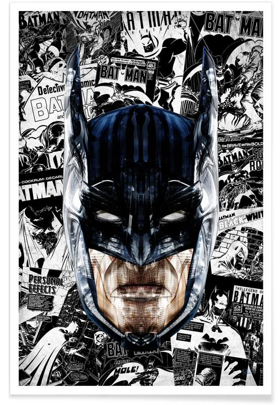 Batman, Bat Knight Poster