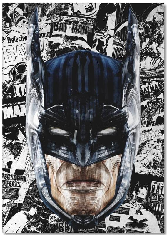 Batman, Bat Knight -Notizblock