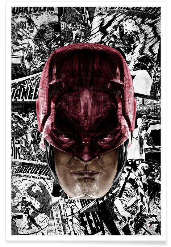 , Red Devil poster