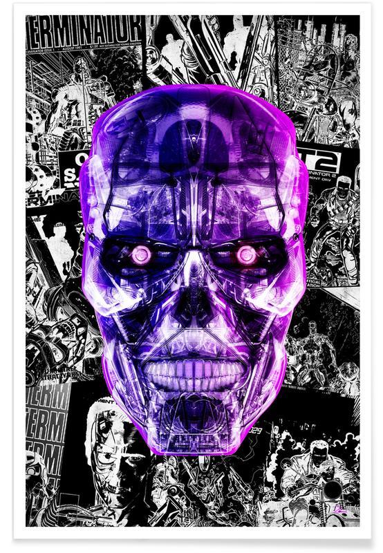 , Metal Fatal -Poster