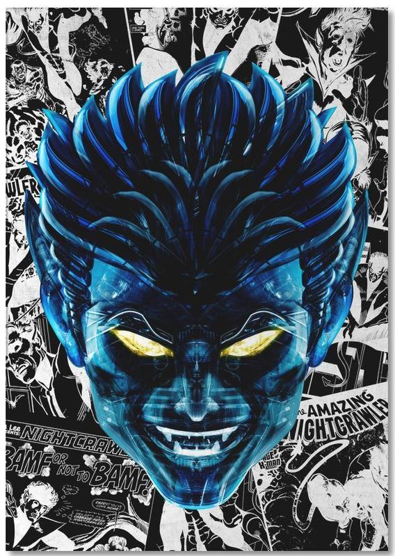 Pop Art, El Diablo -Notizblock
