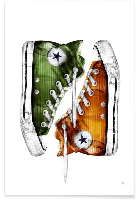 Mode-illustratie, All Star Of My Life 4 poster