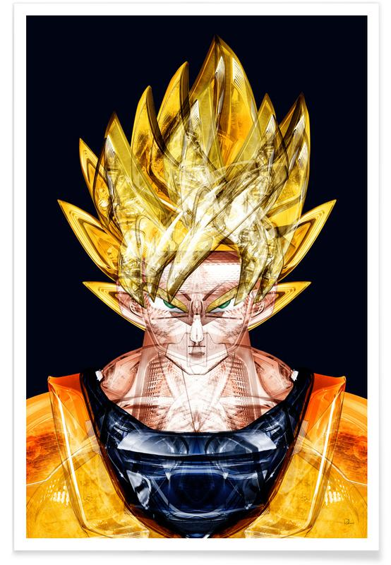 , Super Warrior poster