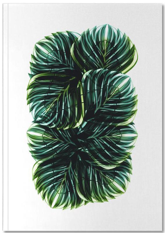 Bladeren en planten, Exotic Art 1 Notebook