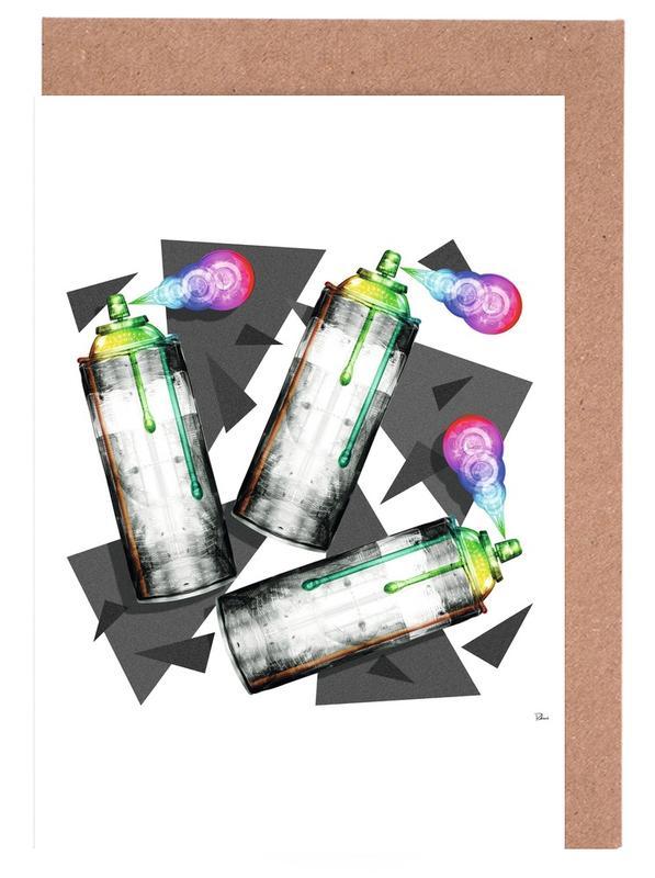 Pop Art, Street Art, Do Like Bank cartes de vœux