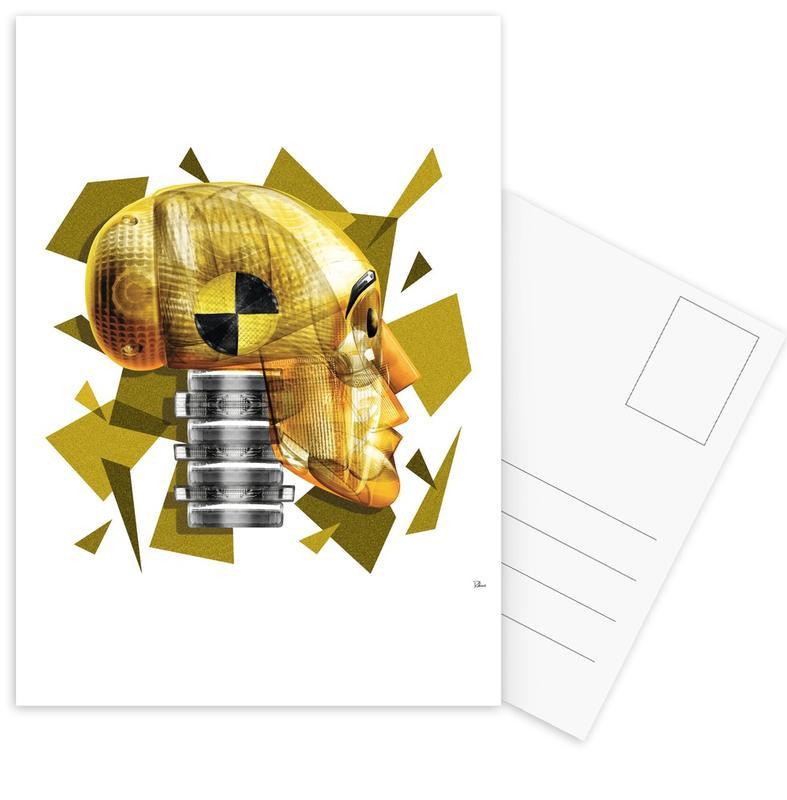 Pop Art, Love Test cartes postales