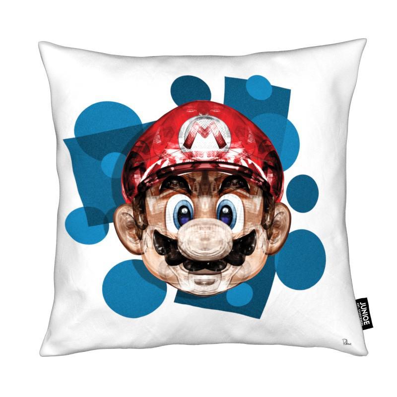 Mario, Pop Art, Super Plombier
