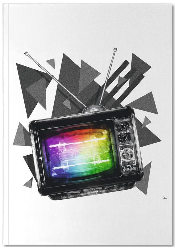 Popart, TV Nation Notebook