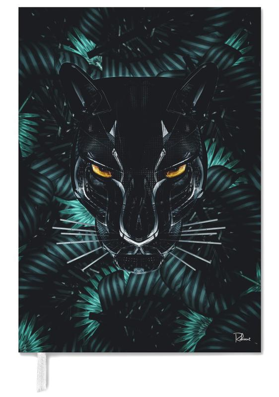 Black Panther Personal Planner
