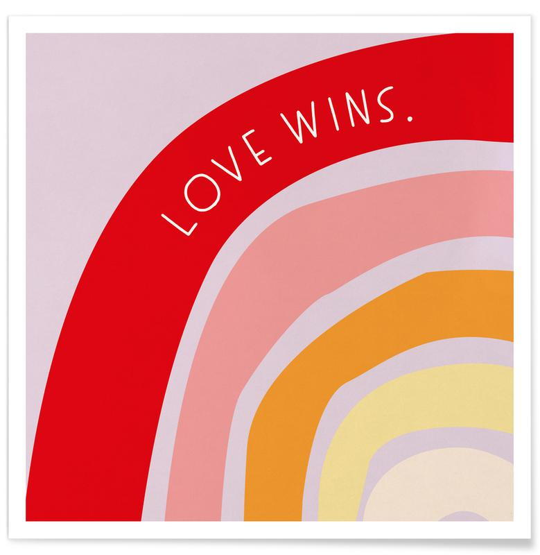 , Love Wins poster