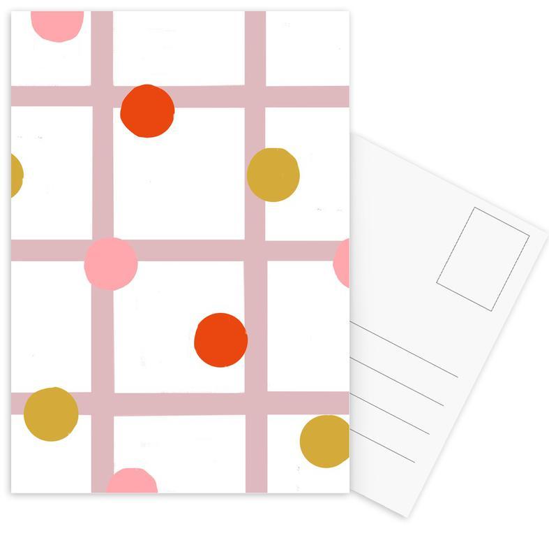 , Grid ansichtkaartenset
