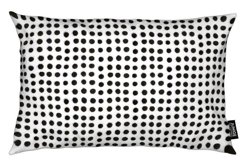 Black & White, Patterns, Ink Dots