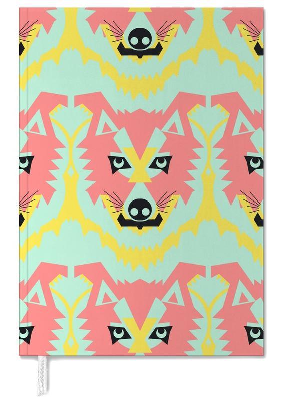 Art pour enfants, Loups, Wolf Pack agenda