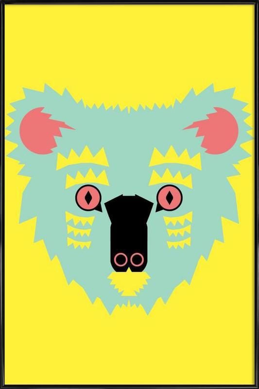 Kute Koala Framed Poster