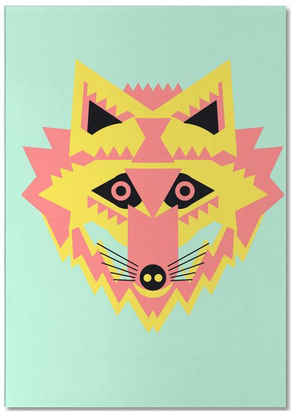 Fab Mr Fox Notepad