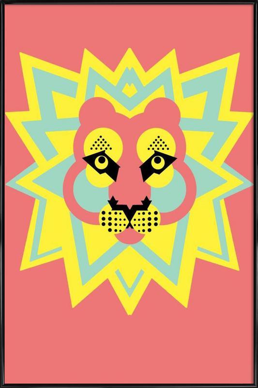 Lion King Framed Poster