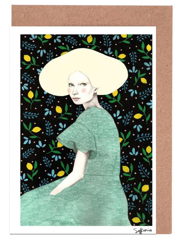 Iva Greeting Card Set