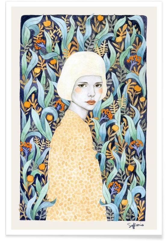 Drømmende, Emilia Plakat