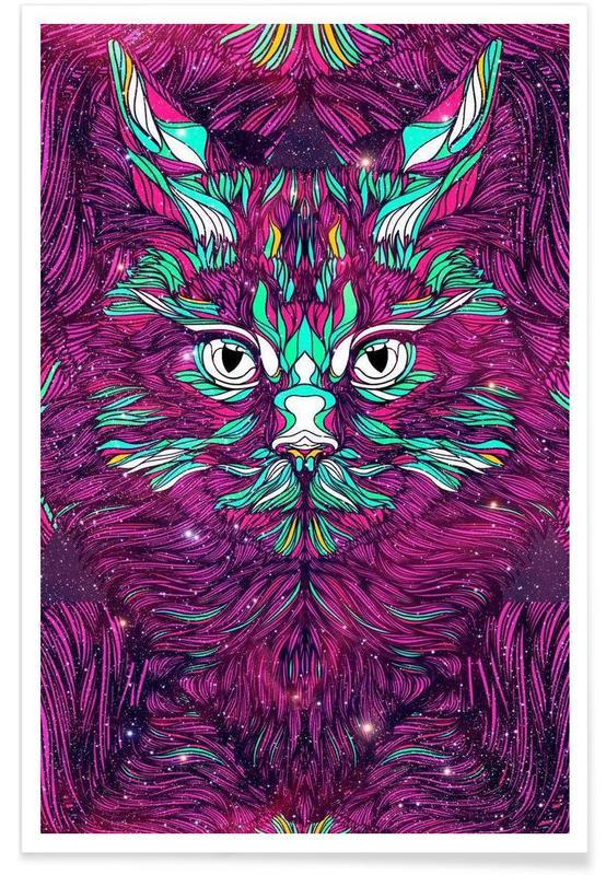 Space Cat affiche
