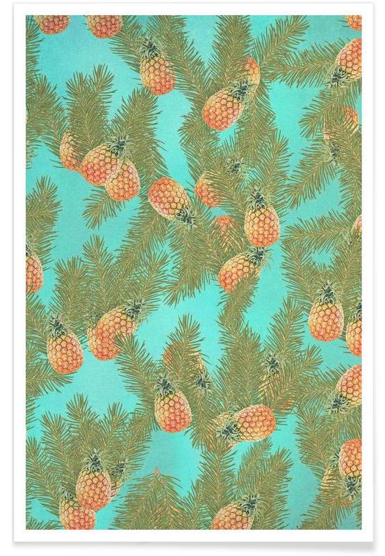 Ananas, Summer Calling affiche