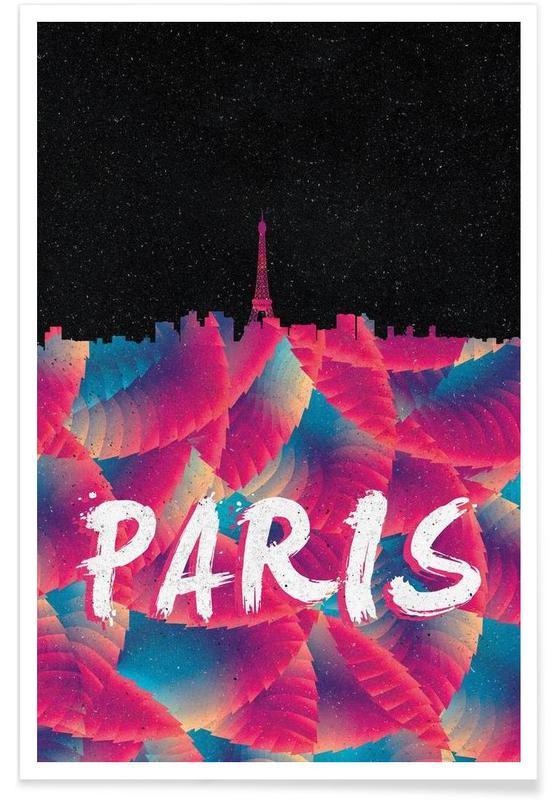 Paris, Paris affiche