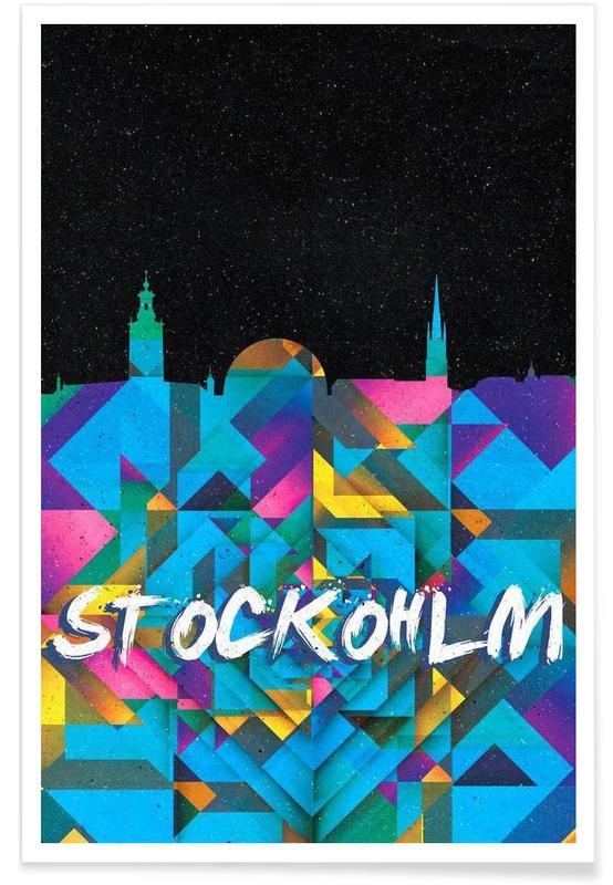 Stockholm, Stockholm affiche