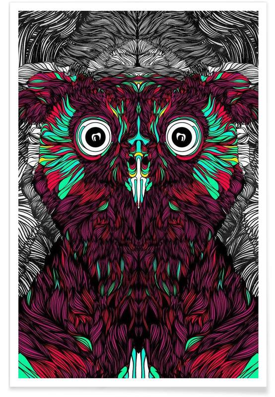 Owl you need is love affiche