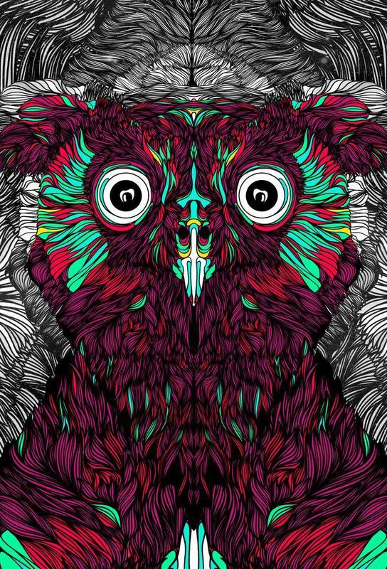 Owl you need is love -Alubild