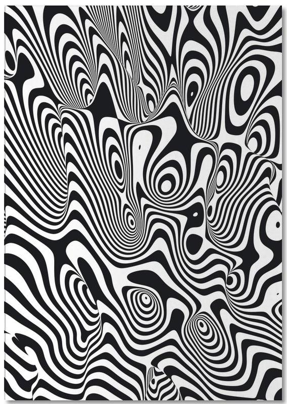 Trippy Background Notepad