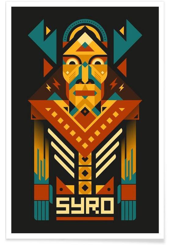 , Syro Poster