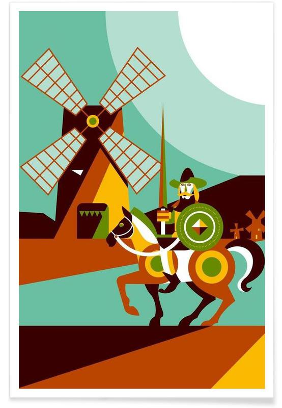 , Don Quijote Poster