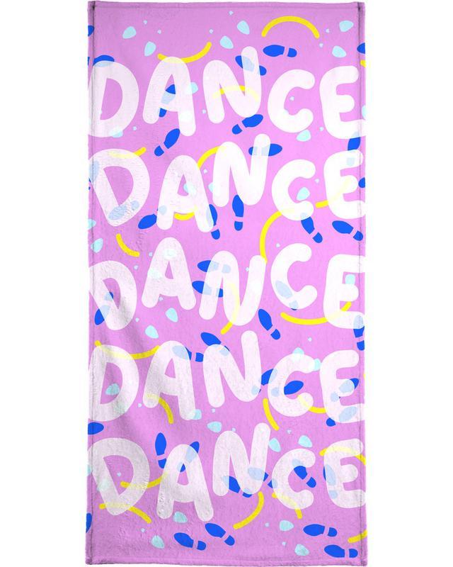 Dance Dance Dance -Handtuch