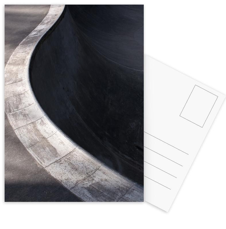 Skate, Bowl cartes postales