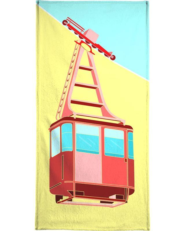 Gondola -Handtuch