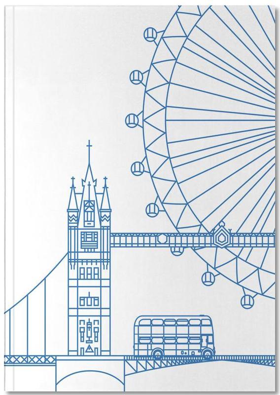 London, Travel, London Notebook