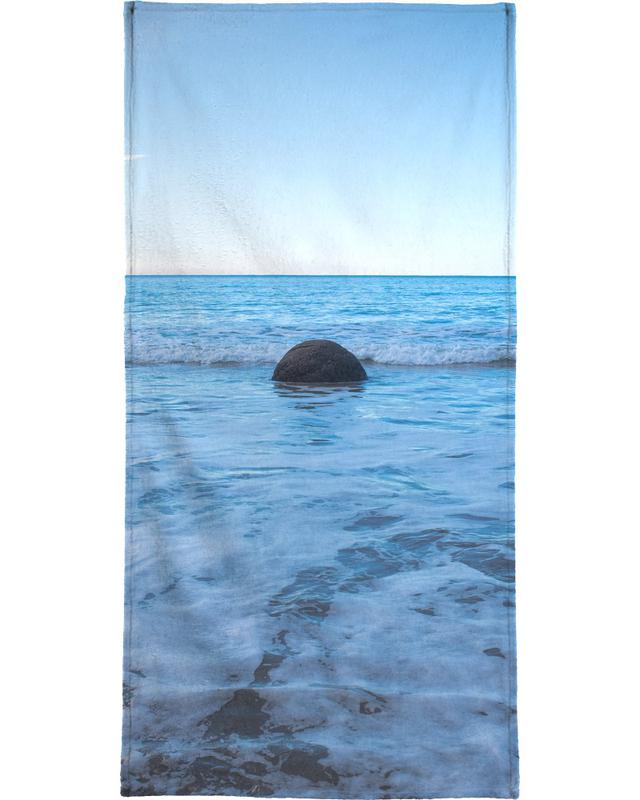 Lost in the Ocean -Handtuch