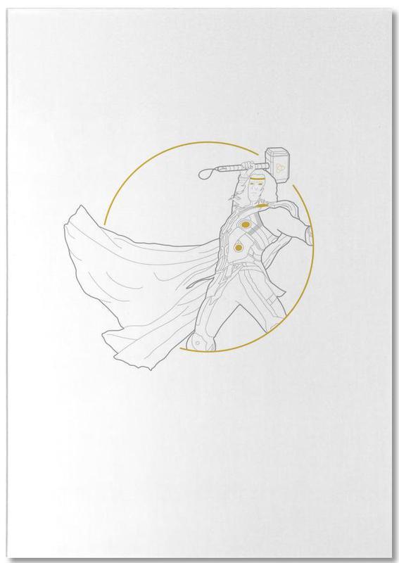 Thor Notepad