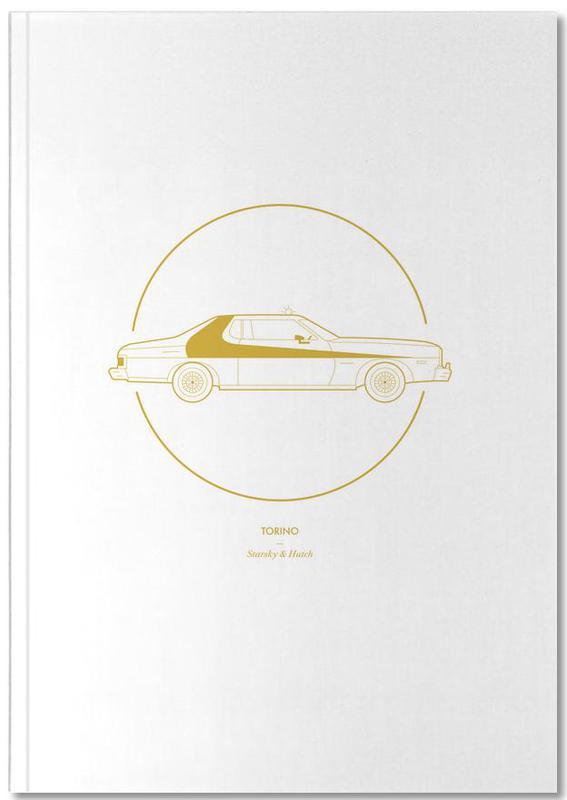 Filme, Autos, Torino Notebook
