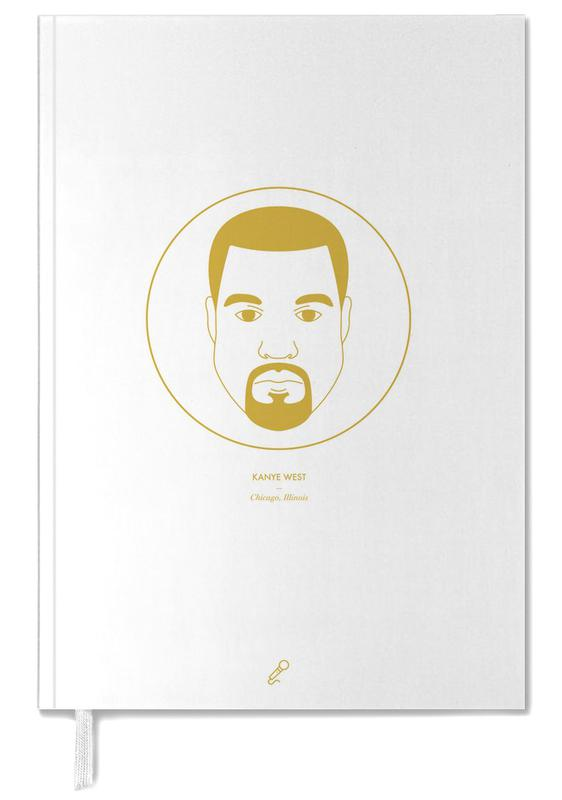 Kanye West Personal Planner