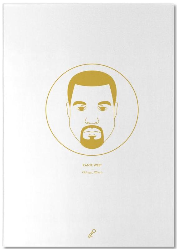 Kanye West Notepad