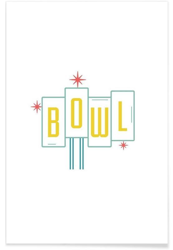 Bowl affiche