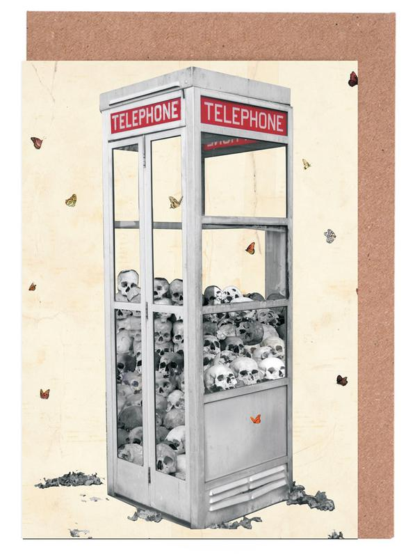 Collect Call Greeting Card Set